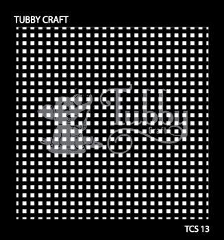 Checkered Stencil