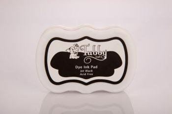 Jet Black - Dye Ink Pad
